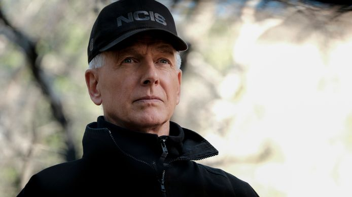 Mark Harmon als agent Gibbs.