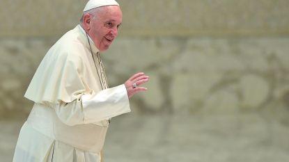 "Paus bezorgd over heroplevend ""barbaarse antisemitisme"""