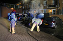 Autobrand in Helmond, schade aan drie voertuigen.