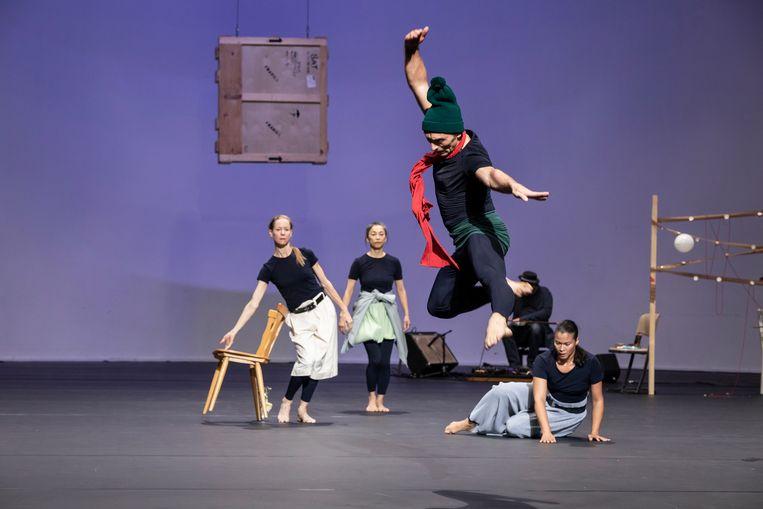 Avant garde uit de jaren zestig is nog altijd sprankelend, laat Dance On zien. Beeld Jubal Battisti