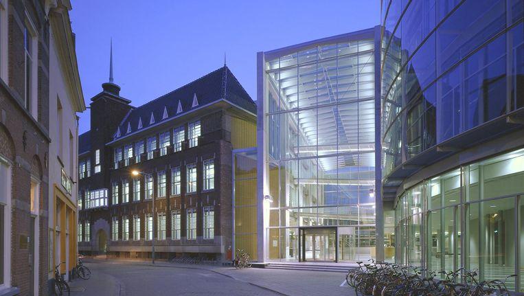 Het stadhuis van Den Bosch. Beeld Christian Richters