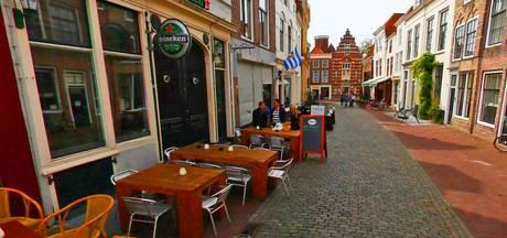Cafés Middelburg uur langer open