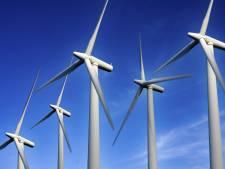 Kunstobject bij windpark langs A16: 'Mensen wat vertellen over duurzame energie'