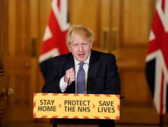 """Boris Johnson kondigt heropstart van economie aan: """"We hebben de piek van de ziekte gehad"""""""
