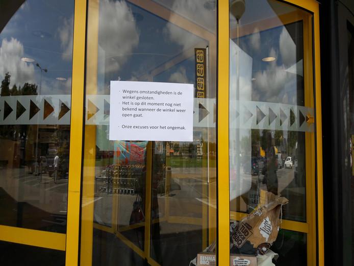 Jumbo Steenbergen Maandag Weer Open Na Overlast Muizen Bergen Op