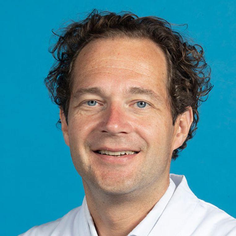 Robin Peeters, internist Beeld