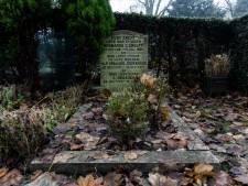 Blijft het graf van Cruijffs vader behouden?