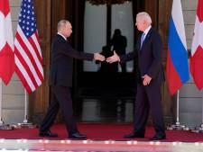 """Le cadeau de Biden à Poutine: """"Espérons que ce soit le symbole de la paix"""""""
