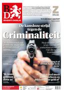 Deze voorpagina werd gemaakt toen de Z geheel in het teken stond van ondermijning en criminaliteit.