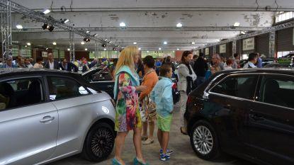 Kempisch Mobiliteitssalon op domein van Golfclub Witbos