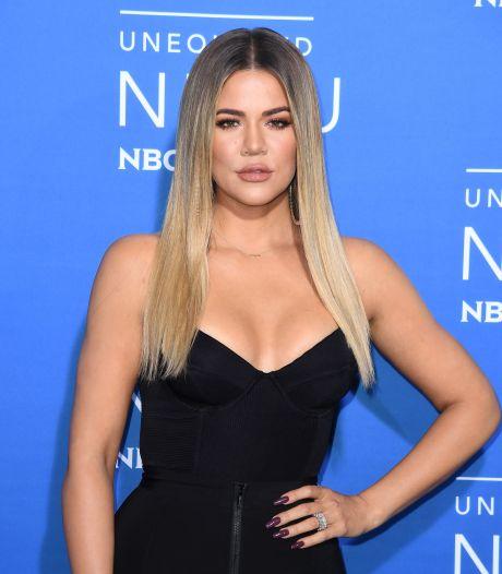 Khloé Kardashian sluit deal met modemerk in plagiaatzaak