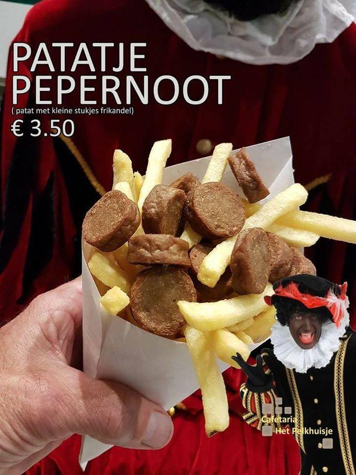 Populair rond Sinterklaas.