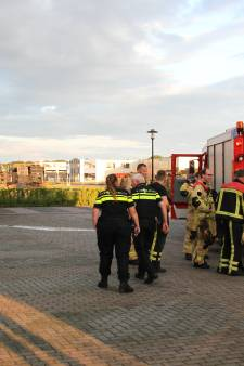 Brand in fietsenstalling in Rijssen: vermoedelijk brandstichting