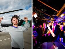 Jett Rebel en De Kraaien geven show weg op Parkpop