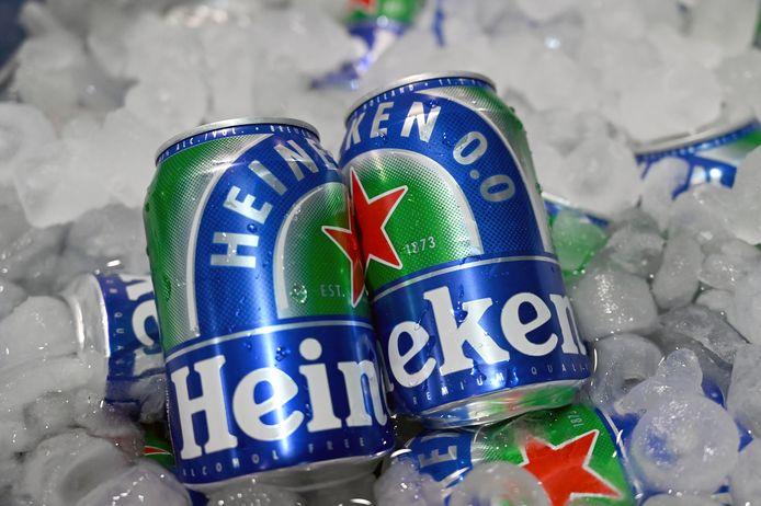 Amerikanen zijn dol op Heineken. Ook de 0,0-versie doet het goed in de VS. Nederland is binnen de EU de grootste bierexporteur. En de op één na grootste exporteur ter wereld.