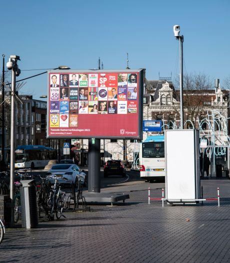 Politie plaatst camera's voor komst Baudet in 'hol van de leeuw' Nijmegen: 'Willen grote drukte voorkomen'
