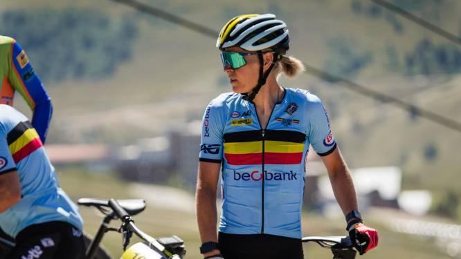 """Githa Michiels rijdt WB in Nove Mesto: """"Aan deze wedstrijd bewaar ik goeie herinneringen"""""""
