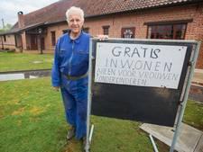 Herman (80) doet laatste poging: 'Gezocht, vrouw die bij mij wil wonen'