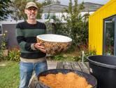 Marcel uit Deventer bouwt met schimmels: 'Mensen vinden het vies, maar weten niet welke mogelijkheden er zijn'