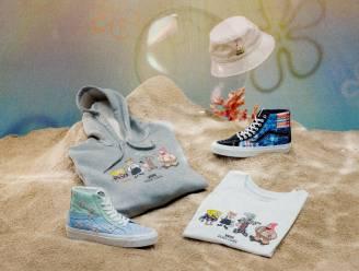SpongeBob chic: Vans brengt kledingcollectie uit voor fans van het iconische cartoonfiguurtje