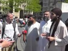 Kritiek op optreden agenten bij 'haatpreek' Sharia4Holland