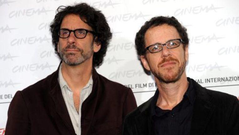 De gebroeders Joel en Ethan Coen. © epa Beeld