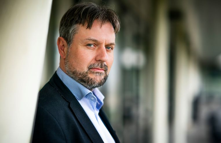Erik Masthoff, bestuurder van Fivoor. Beeld Freek van den Bergh