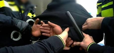 Vier arrestaties na beroving in Etten-Leur