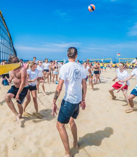 'Horecaloze' zondag dankzij beachvolleybal