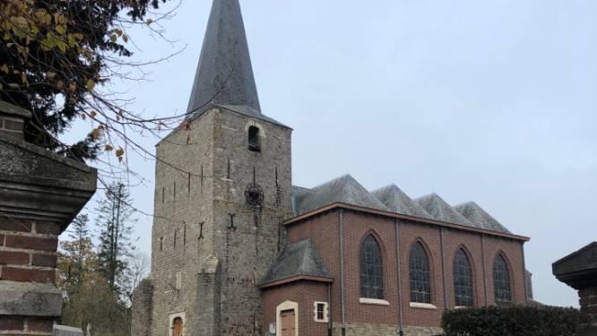 Kerk Bunsbeek na stabiliteitswerken opnieuw in gebruik genomen