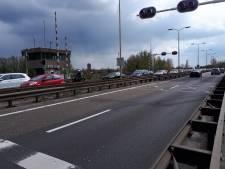 Wantijbrug twee maanden dicht voor vrachtverkeer