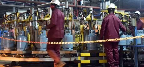 Honderd doden bij enorme explosie gasfabriek in Nigeria