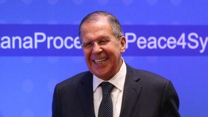 """""""Westen probeert oorlog in Syrië te rekken door terroristen ginder van wapens te voorzien"""""""