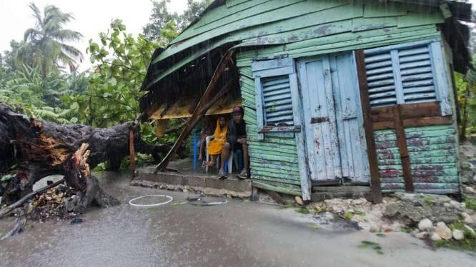 Twee mensen omgekomen door tropische storm Isaac op Haïti