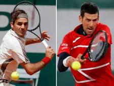 Djokovic jaagt nu ook op de status van GOAT