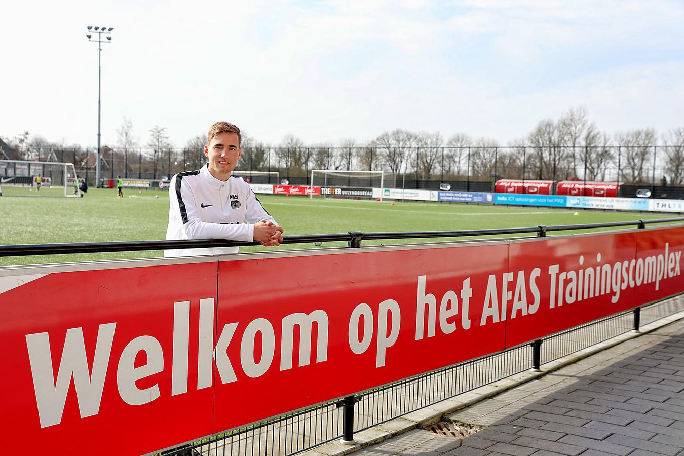 Tim van der Meulen.