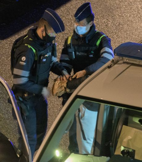Politieman twee dagen ongeschikt na vechtpartij op Groenplaats