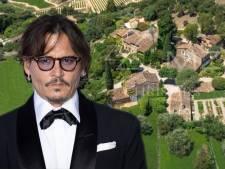 Johnny Depp vend un village entier dans le sud de la France