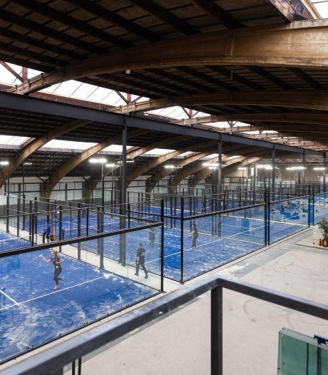 Bij Plaza Padel draait alles om snelst groeiende sport: grote indoorhal in Waalwijk opent deuren