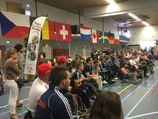 Europese drukte rond hockey ParaGames in Breda