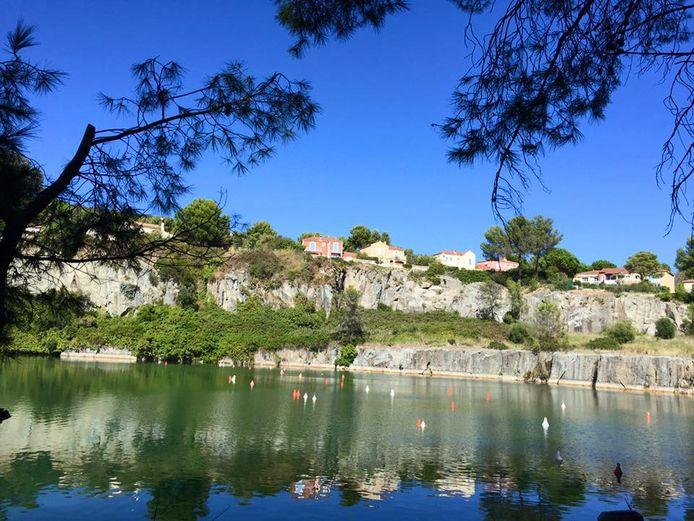 Lac du Dramont
