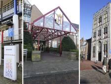 Vijfheerenlanden kiest niet één van de drie bestaande gemeentehuizen, maar laat een gloednieuwe bouwen