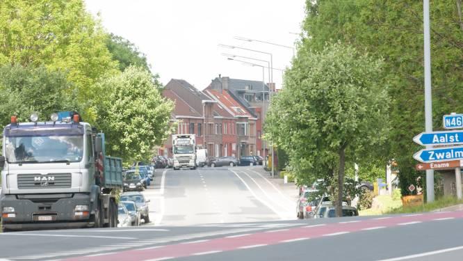 Heraanleg Aalststraat, Wijnendale en Martijn Van Torhoutstraat (N46) in Oudenaarde duurt drie maanden