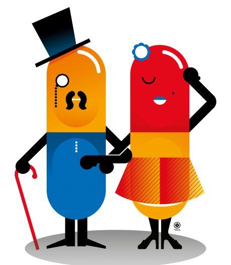 Dit is waarom mannen en vrouwen anders reageren op dezelfde medicijnen
