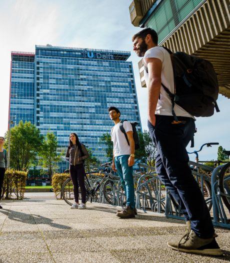 TU wil 2500 parkeerplekken op campus schrappen: 'Voetganger en fiets op de eerste plaats'