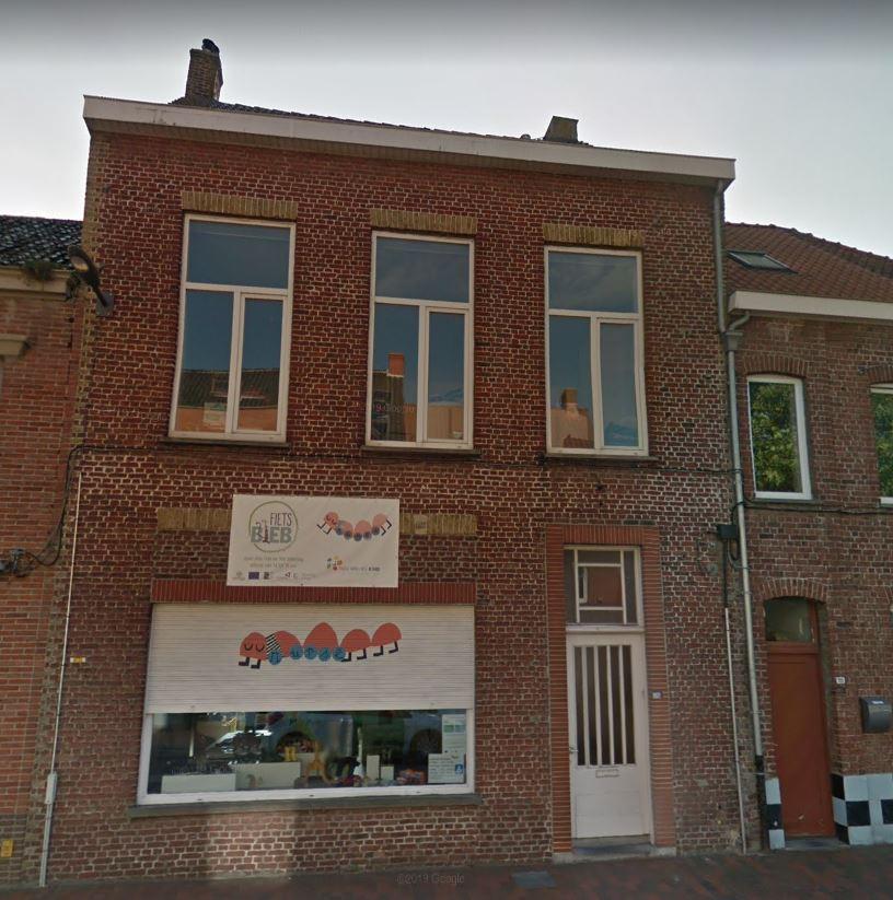 De Poperingse ruilwinkel 'De Rupse'.