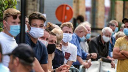 Mondmaskers worden verplicht in delen van Rode, Linkebeek en Drogenbos