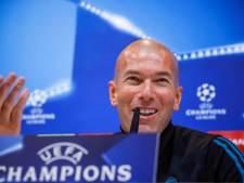Zidane vreest niet voor zijn toekomst: 'Ik denk alleen aan de wedstrijd'
