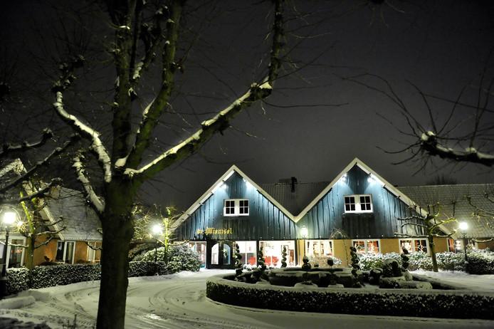 Hotel De Wiemsel in Ootmarsum.