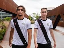 FC Den Bosch: uitshirts verwijzen naar succes-seizoen 1970-'71